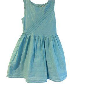 2/$30 Teal & Black Girl Dresses